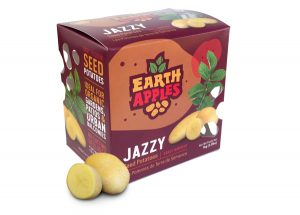 Earth Apples Seed Potatoes - Jazzy